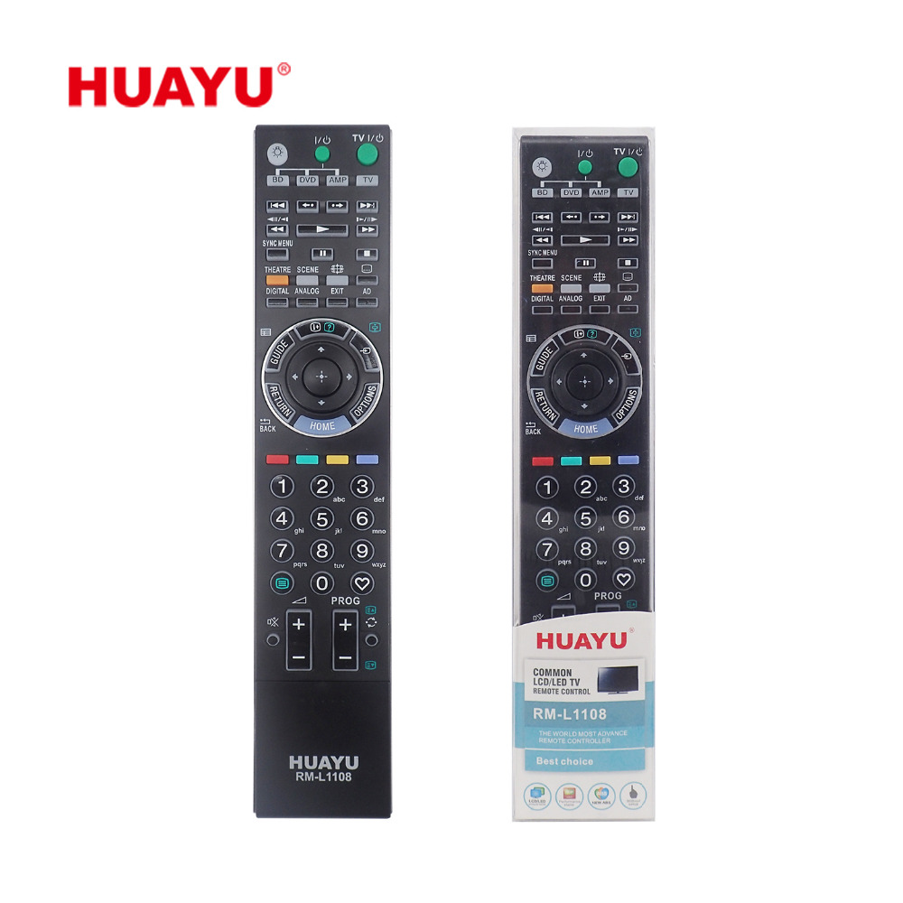 RM-L1108 tv uzaktan kumanda sony lcd led tv