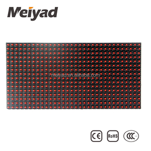 Best Price Single Color Outdoor P10 Red LED Module