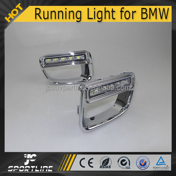 Mini Cooper ABS Car DRL Daytime Running Light for BMW 2012 2013