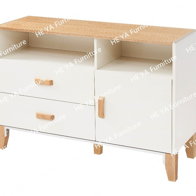 Modern Living Room Furnitures Of House Wooden Furniture Cabinet With Drawer