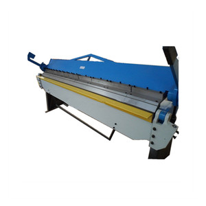 2540A*2.5mm hand brake sheet metal brakes bending machine pan and box folding machinery tools
