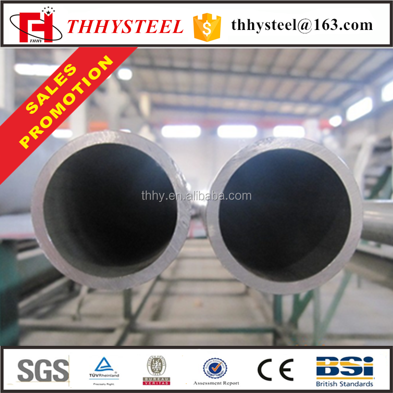 ASTM AISI GB standard 201 304 304l 316 316l stainless steel seamless / welded pipe