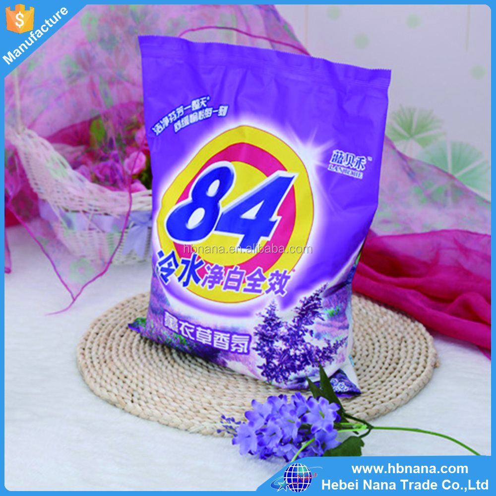 Top grade liquid laundry detergent powder for clothing / High Quality Powder Detergent wholesale price