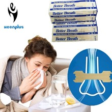 Hot sale nose strips stop snoring anti snoring nasal strips for better breath