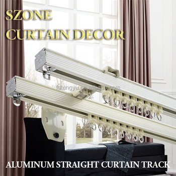 Ceiling Mounted Curtain Track System   Buy Ceiling Mounted Curtain .