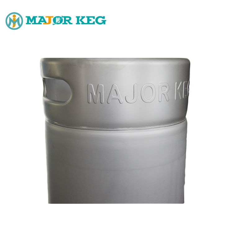 MAJOR KEG Manufacturer 2 Gallon Stainless Steel Beer Cask