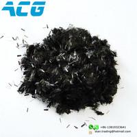 2mm/3mm Length Chopped Strand Carbon Fiber