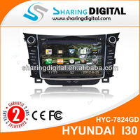 Sharing Digital HYD-7824GD car automotive For HYUNDAI I30 (After 2012)