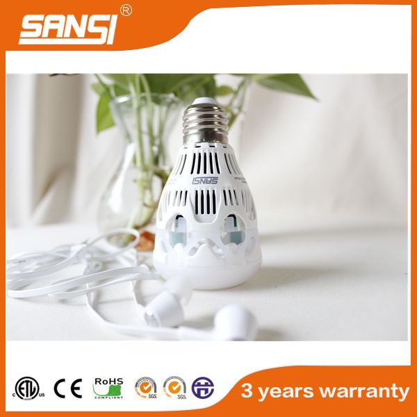 wifi led bulb UL approved Music/group/remote control