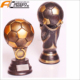 Custom Cheap Price High Quality Sport Soccer metal trophy wholesale Award medals medallion and trophies