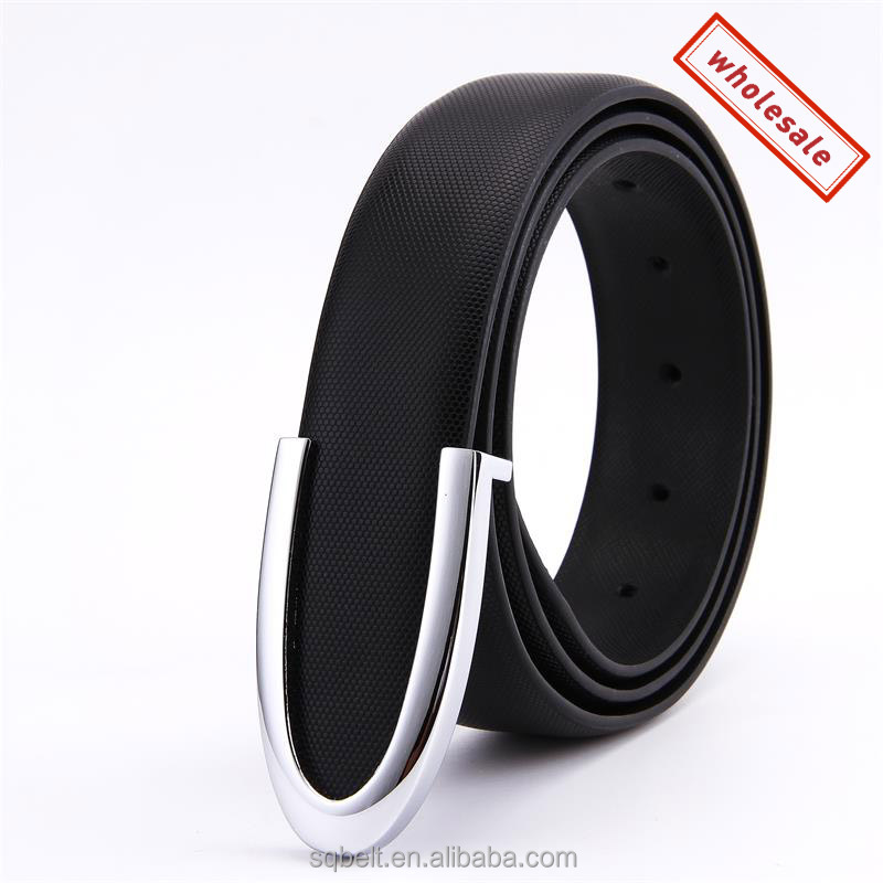 New style mexico peru argentia black genuine split leather men <strong>belts</strong> with silver buckle
