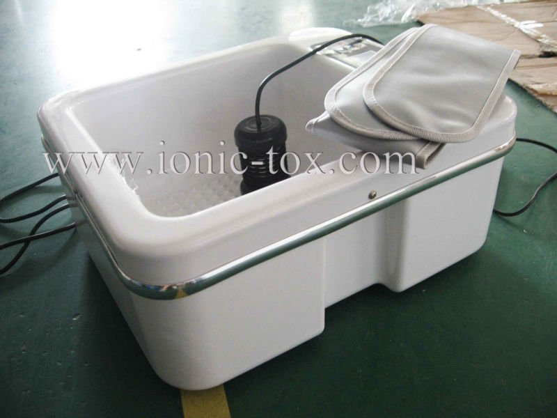 ion cleanse footspa for detoxification increasing oxygen equipment