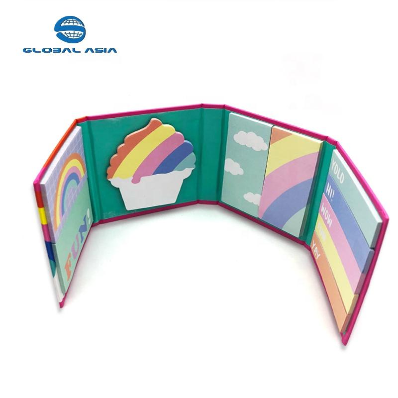 저렴한 맞춤 디자인 귀여운 나선형 종이 학생 A4 A5 A6 메모장 프로모션 로고 메모 메모 패드