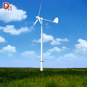 500W 12V 24V 48V Small Wind Turbine Wind Generator for Home