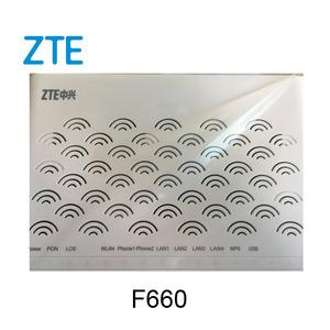 4GE+2POTS+WIFI ZTE F660 V6 0 English Firmware