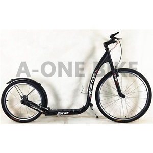 China scooter bicycle suitable for kids adult bike kick foot scooter