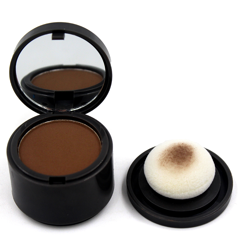 Foundation Make Loose Poeder voor Haarlijn Cover Shadow Compact Gratis Sample