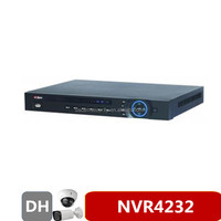 Dahua 5.0 Megapixel 32CH NVR NVR4232 for P2P 3MP IP Camera Software with HDMI and VGA Output