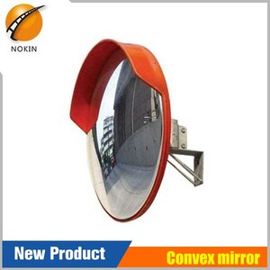 Traffic safety 80cm 32inch high quality plastic outdoor convex mirror