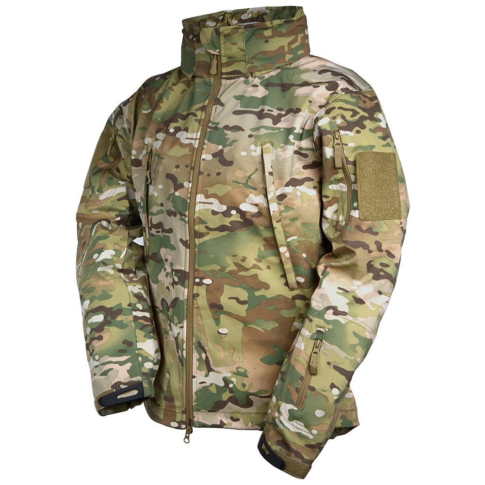 Condor L #609 Black Large SUMMIT Zero Light Summer Spring Shell Tactical Jacket