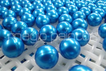 0.68 Metallic Blue paintball, gun paintball ball for match