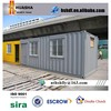 Container Housing for Construction Site