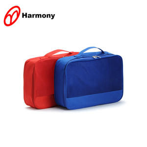 Good quality portable bulk contents cosmetic bag
