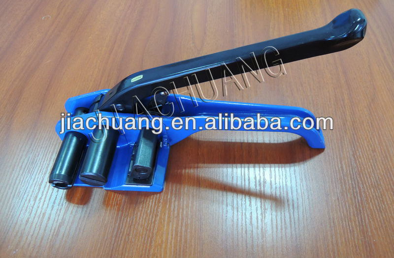 Tensions and Cuts Strap, Polyester Strapping Tensioners