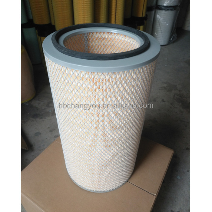 Polyurethane cyclone light yellow paper PRADO generator air filter