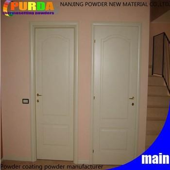 Ral color powder paint for metal door buy powder paint for Metal door paint colors
