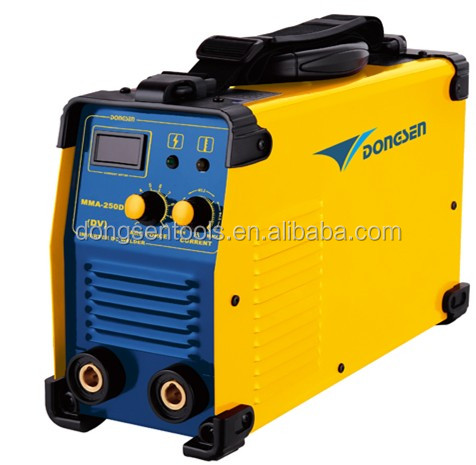 Dongsen <strong>welding</strong> DC MMA-250D Dual voltage available <strong>welding</strong> machine hot sell