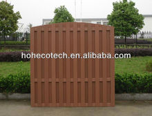 Types of wooden fences/garden fencing/greenhouse wood fencing