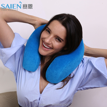 adult and high grade travel use inflatable travel pillow neck
