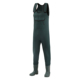 Waterproof Seamless Breathable Fly Fishing Chest Waders Rubber Suit with Adjustable Belt