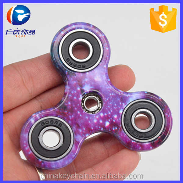 2017 hot selling items R188 steel bearing Plastic ABS hand spinner fidget toy tricks