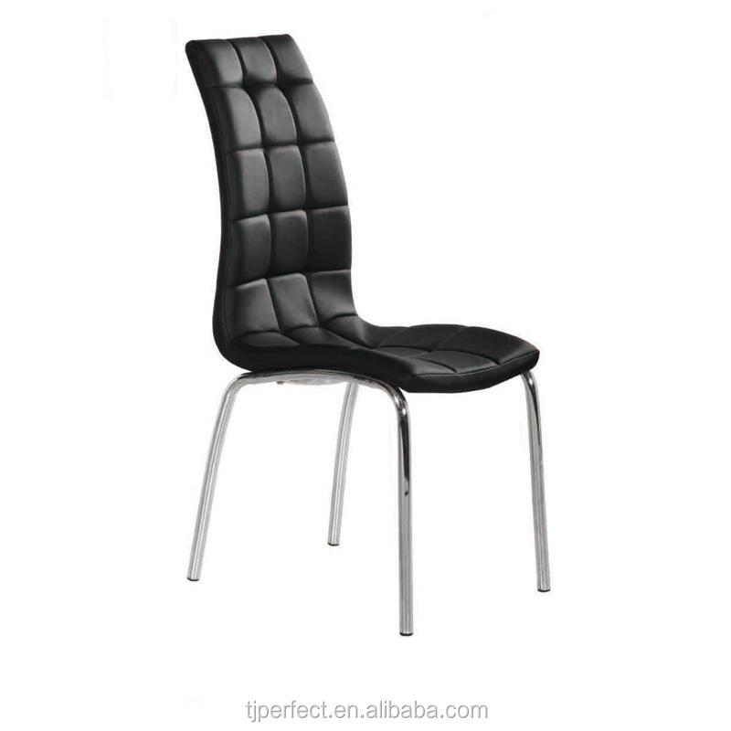 Moderne Chrome Ct Chaise Avec Tube Mtallique Jambes Meubles De Designer Rplique