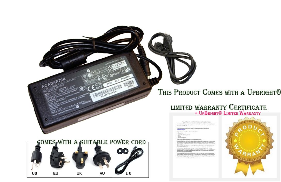 AC Adapter For Canon K10233 Bubble Jet Printer BubbleJet Power Supply Cord PSU
