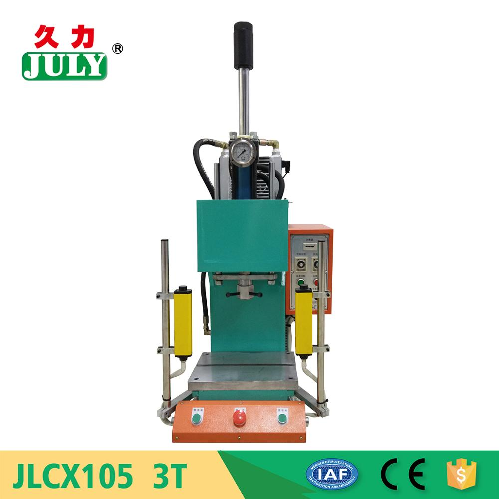 factory price JULY brand high quality metal forging 3 ton hydraulic press