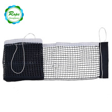 cheap Professional Adjustable Foldable Standard nylon portable ping pong Table Tennis Net