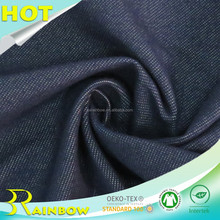 High Quality Knitting Jean Stretch for Blue Fabric