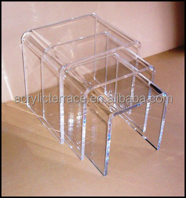 Lucite nesting table night stand acrylic side table fd1408032001 lucite nesting table night stand acrylic side table fd1408032001 watchthetrailerfo