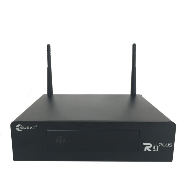 Eweat r9 mais inteligente HDD media player hdmi android caixa de tv blu ray player