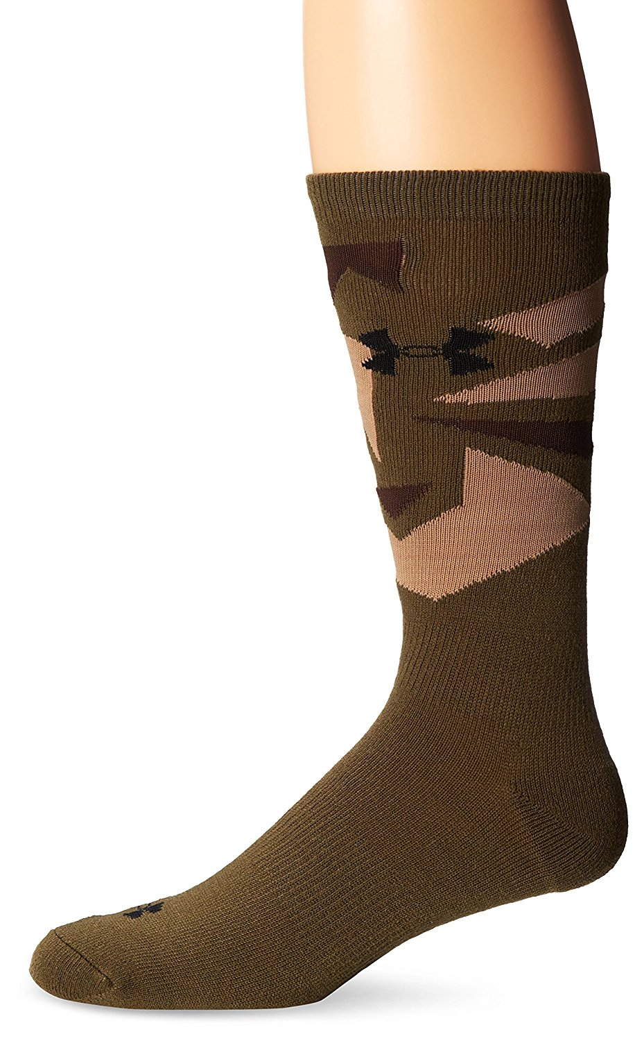 Under Armour Mens Football Crew Socks Single Pair