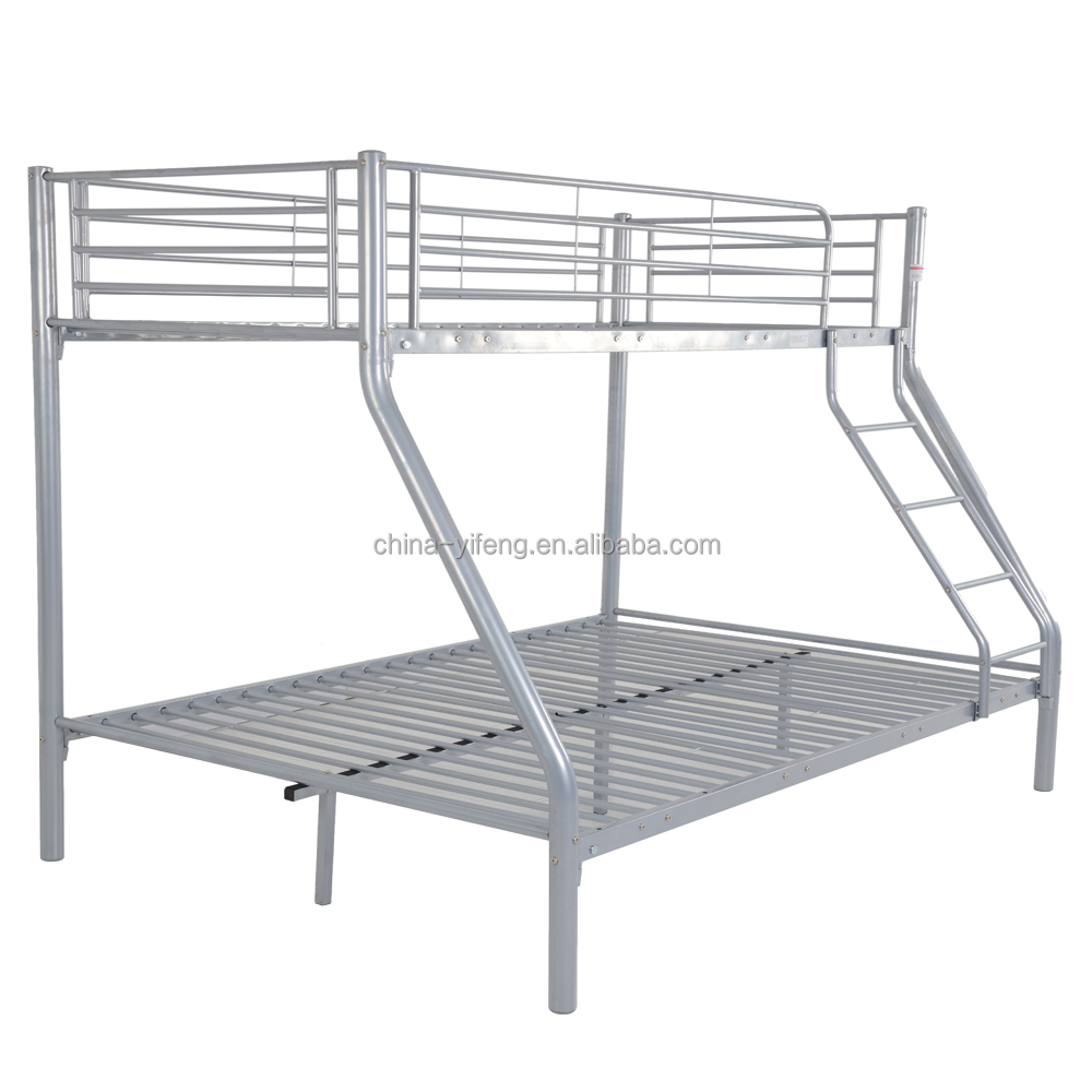 Metal bunk bed metal bunk bed fb metal bunkbed kids bed for Cheap metal bunk beds