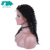 Allrun factory wholesale unprocessed deep wave hair 360 lace band frontal closure