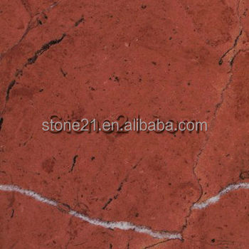 Best Price Polished Red Alicante Marble Tile