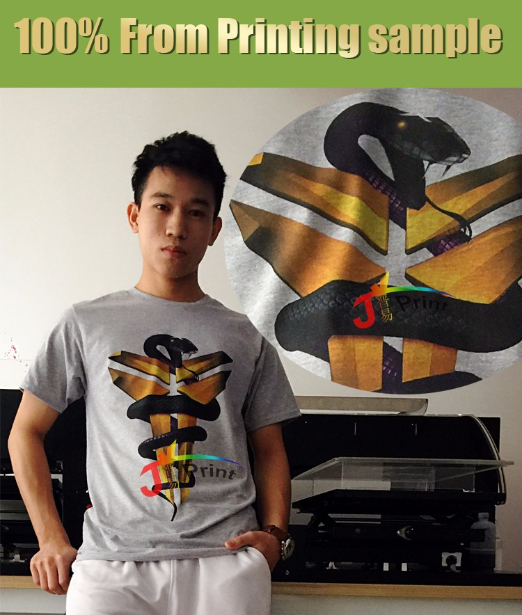 Digital Textile Printer T-shirt Printing Machine DTG Printers for Saling