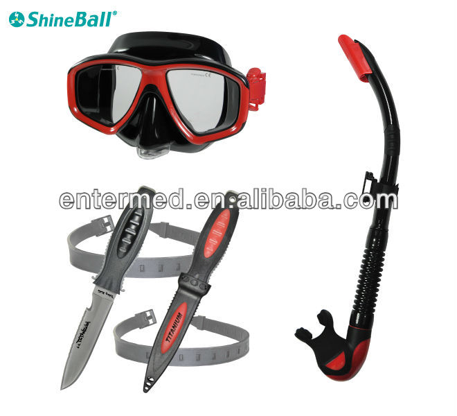 diving supply diving mask set