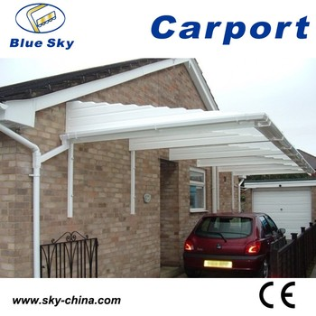 Polycarbonat Und Aluminium Carport Faltender Auto Shelter - Buy ...