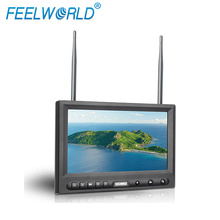 FEELWORLD av-eingänge 8 zoll fpv Monitor für outdoor <span class=keywords><strong>benutzer</strong></span> FPV-819A